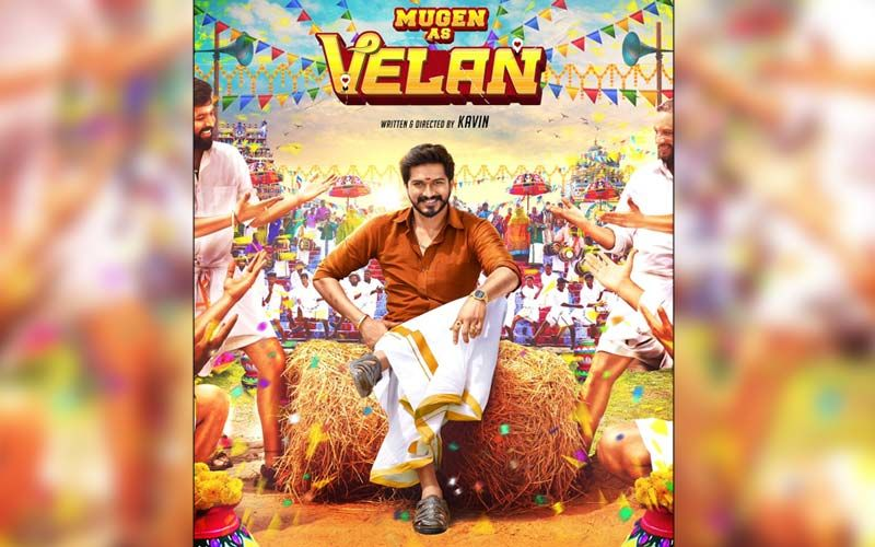 Velan: The Most-Awaited Character Poster Of Mugen Rao Is Finally Out Now