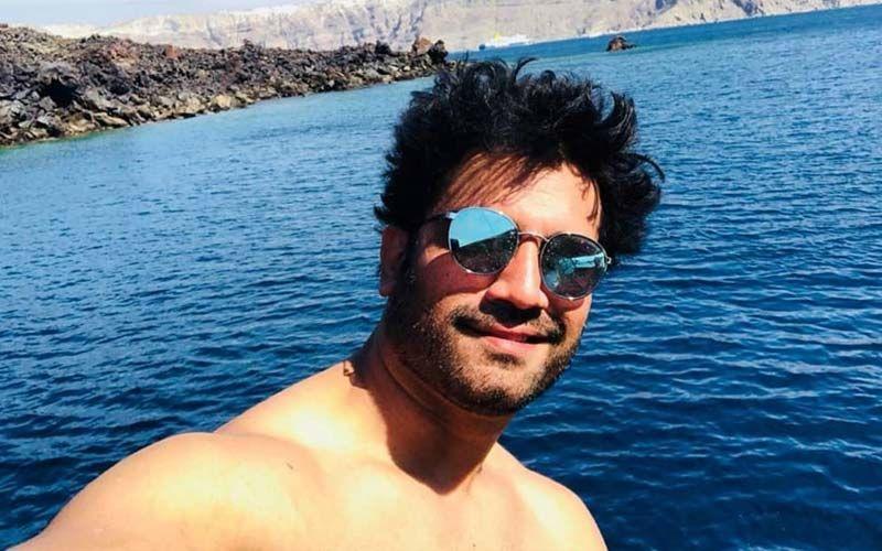 Sharad Kelkar Flaunts His Pumped Up Biceps Straight From The Gym