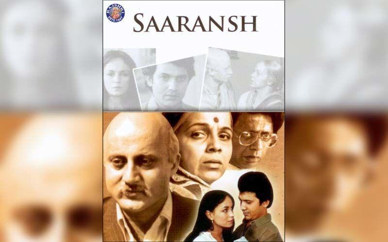 37 Years Of Saaransh: Anupam Kher And Mahesh Bhatt Recall Fond Memories To Celebrate The Film