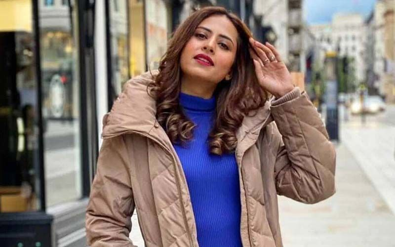 Sargun Mehta Looks Breathtaking In The Recent Pictures On Instagram; Fans Can't Stop Adoring Her