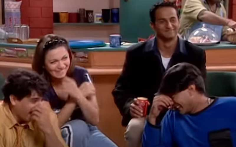 Hello Friends: Did You Know There Was A Desi Version Of The Friends Sitcom? A Cyrus Broacha, Maria Goretti And Nikhil Chinapa Starrer