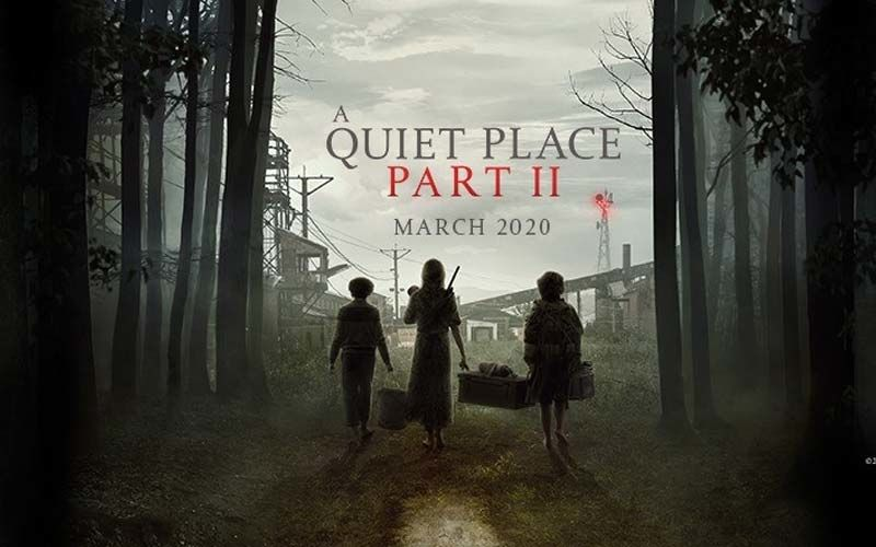 A Quiet Place Part II Outperforms Performance Of Pre-Covid Releases With A Banging 19.4 Million Dollar Opening In North America