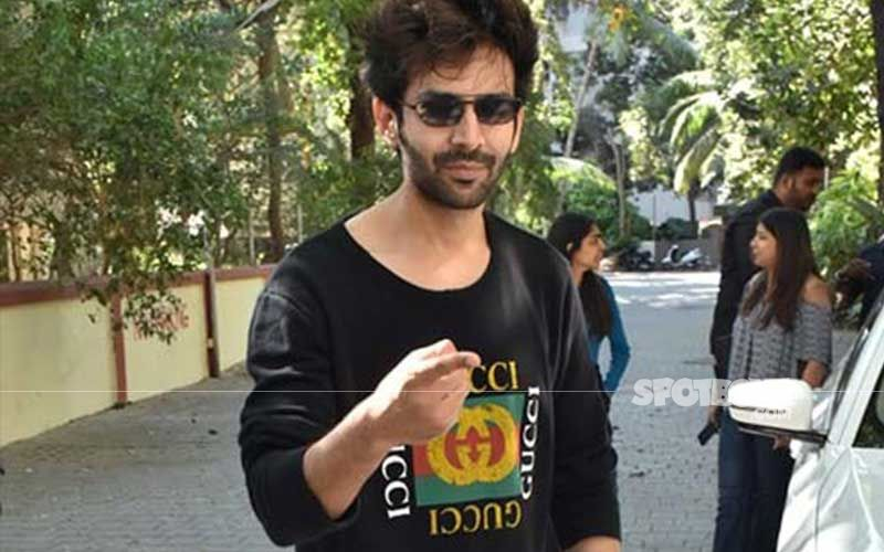 Has Kartik Aaryan Lost Another Film After Dostana 2 And Shah Rukh Khan's Production Freddie? Aanand L Rai's Production House Issues Official Statement