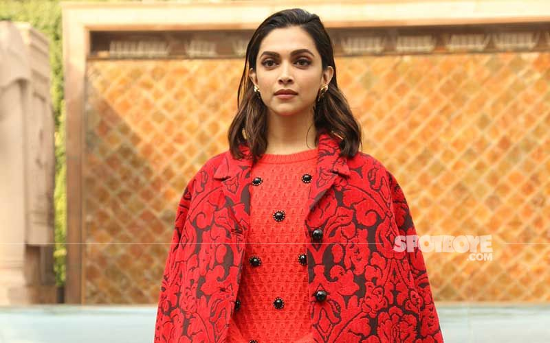 Deepika Padukone Tests Positive For COVID-19, Post Her Family-REPORT