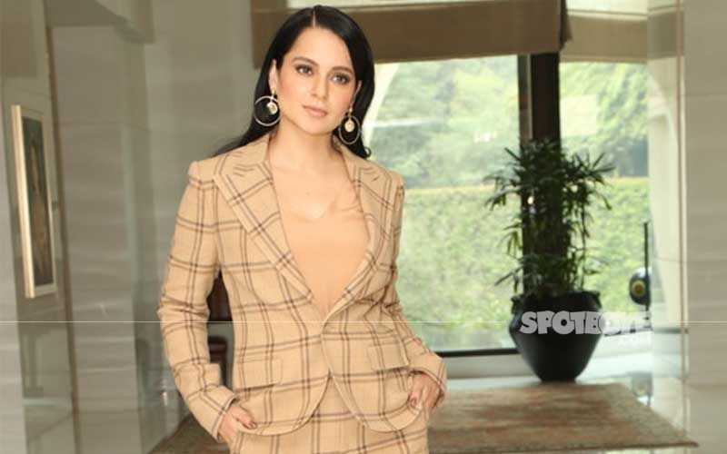 After Kangana Ranaut's Twitter Suspension Designers Anand Bhushan And Rimzim Dadu Pledge To Never Collaborate With The Actress; Deets INSIDE