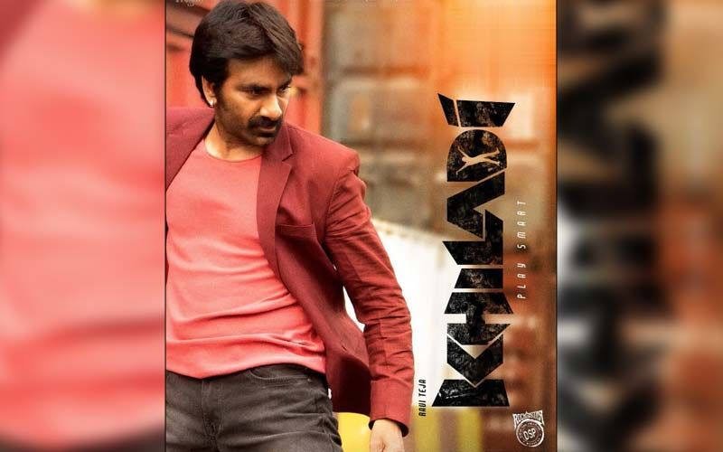 Khiladi: Ravi Teja's Action Film Postponed Due To Covid Rise, New Release Date To Be Announced Soon