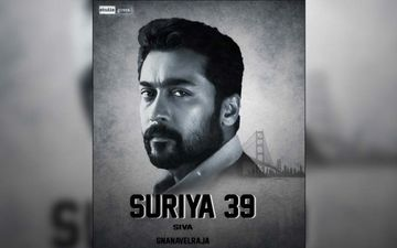 Suriya 39: Suriya's First Look As A Lawyer In His Next Goes Viral