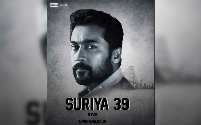 Suriya 39: Suriya's First Look As A Lawyer In His Next Goes Viral