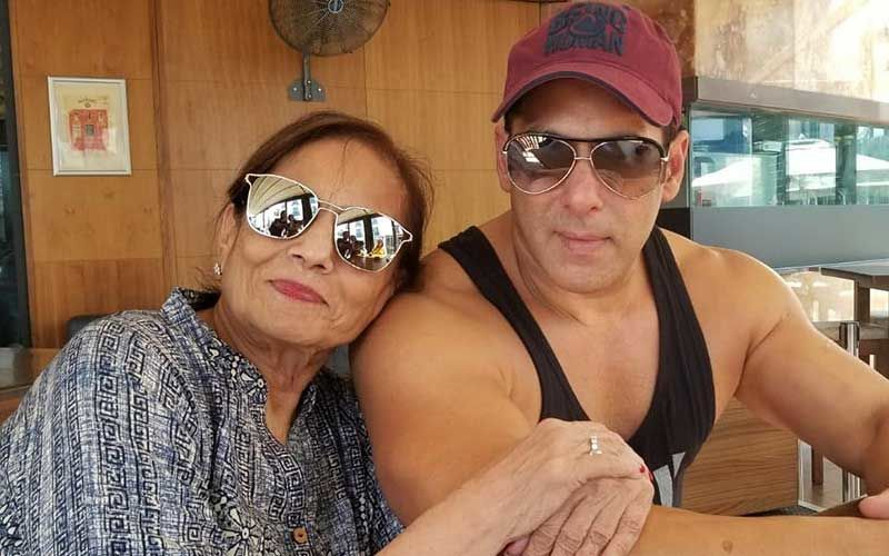 Mother's Day 2021: Salman Khan Shares A Beautiful Photo Of His Mom; Pens A Heartfelt Wish On The Special Day