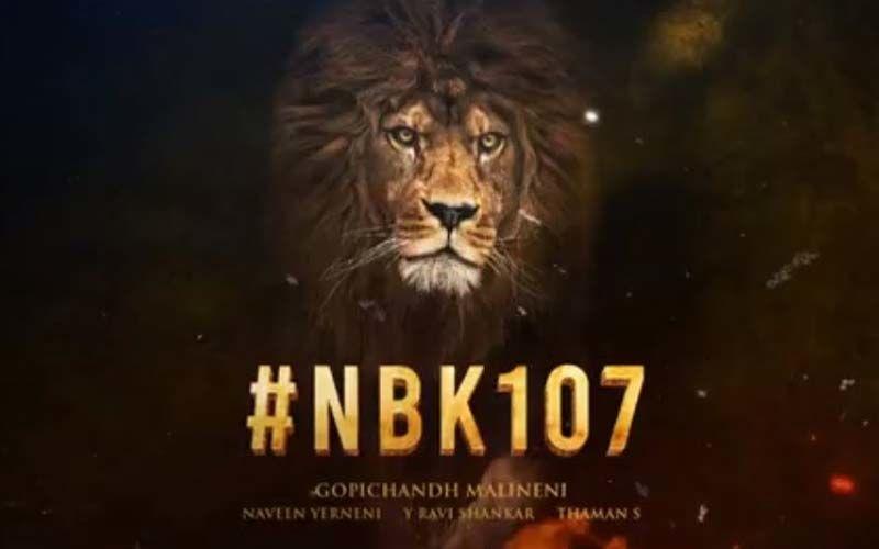 NBK107: Nandamuri Balakrishna To Collaborate With Krack Director Gopichand Malineni For His Next