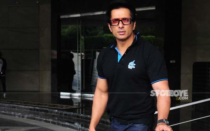 Sonu Sood's Fan Walks Barefoot From Hyderabad To Mumbai To Meet His Dabangg Hero