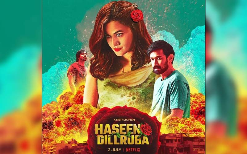 Haseen Dillruba Trailer Review: Taapsee Pannu Enters The Pulp Fiction Universe In This Film