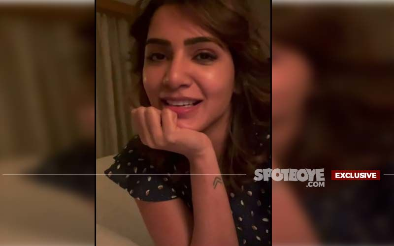 Post The Success Of The Family Man 2, It's No More OTT For Samantha Akkineni Contrary To Reports- EXCLUSIVE