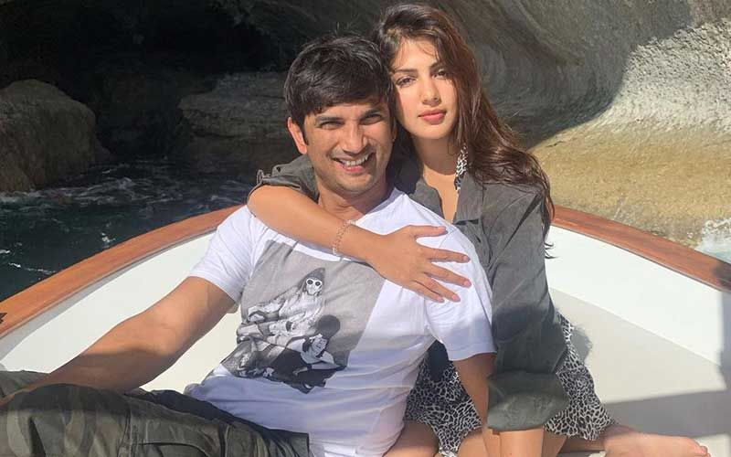 Sushant Singh Rajput First Death Anniversary: GF Rhea Chakraborty Remembers SSR And Says 'There Is No Life Without You, I Wait For You Everyday To Come Pick Me Up'