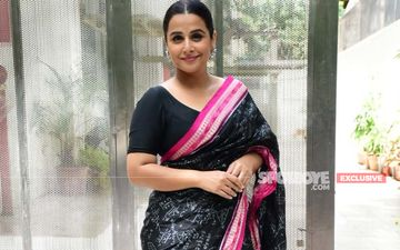 Sherni: Vidya Balan, 'We Have Been Brought Up To Believe That It's A Man's World' - EXCLUSIVE