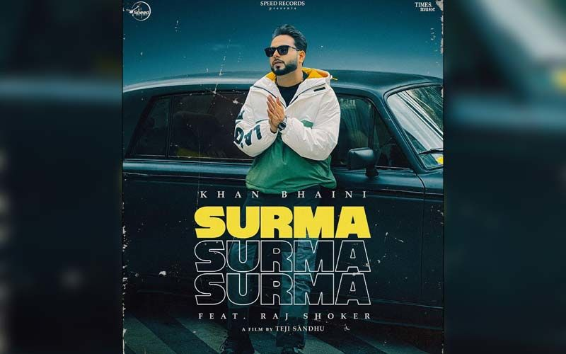 Khan Bhaini's New Song 'Surma' Playing Exclusive With 9X Tashan