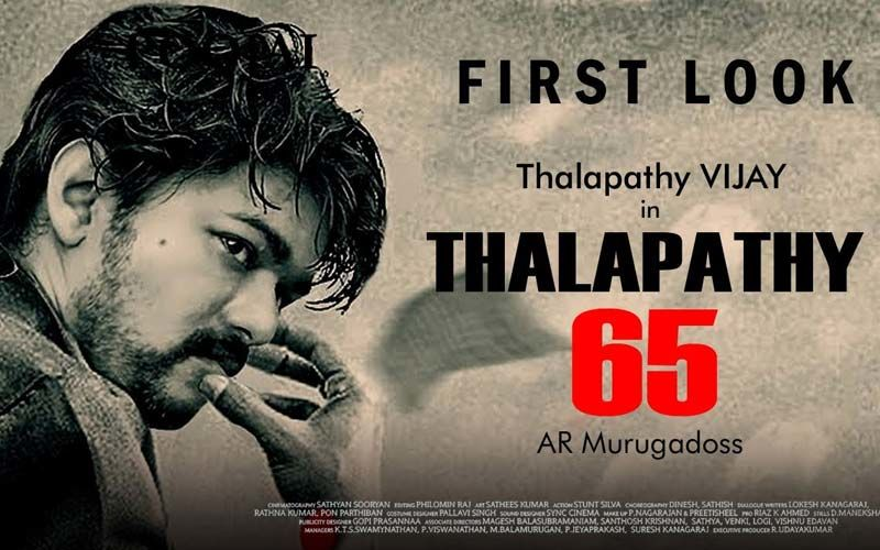 Thalapathy 65: Actor Vijay Asks Fans To Guess What Is The Film's Title?