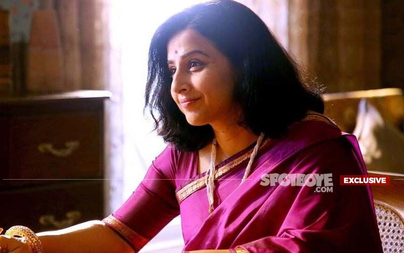 Vidya Balan On The Indira Gandhi Web Series: 'Unfortunately No Updates, The Pandemic Has Just Slowed Things Down' - EXCLUSIVE