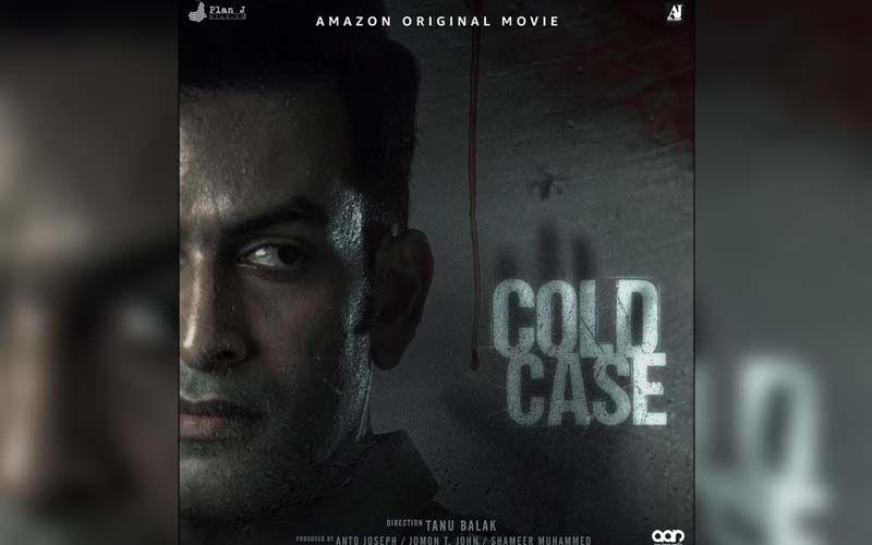Cold Case Teaser OUT: Prithviraj Sukumaran's New Supernatural Crime Drama Has An Intriguing Premise