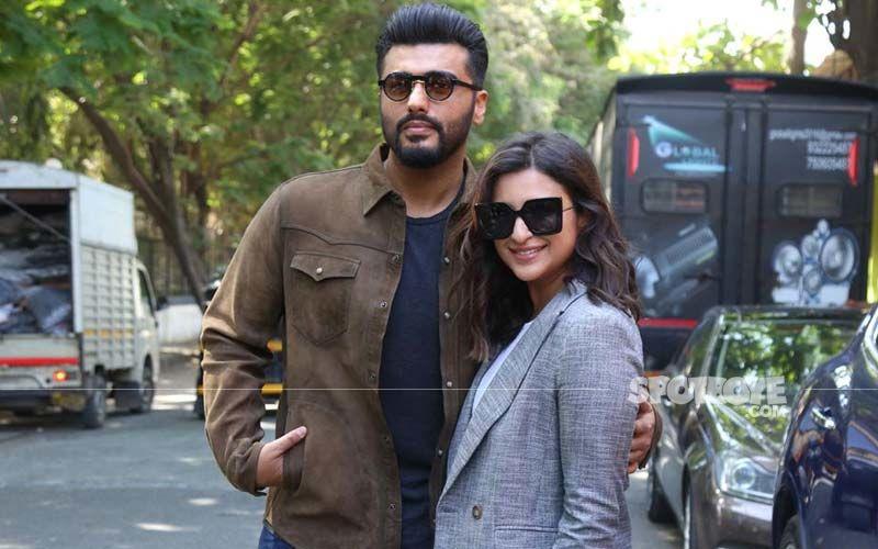 "Arjun Kapoor On Working With Parineeti Chopra, Says, ""I Think When You Put Parineeti And Me At Loggerheads We Create Magic"" - Exclusive"