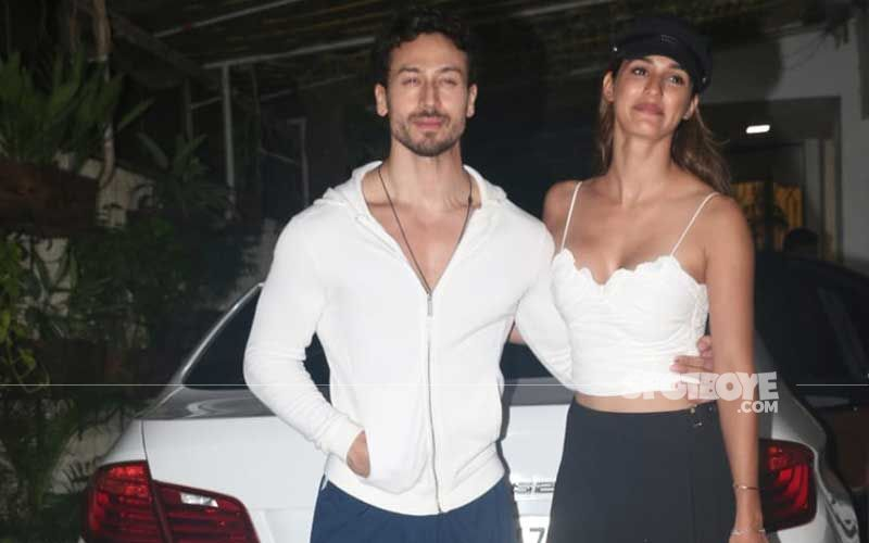 Tiger Shroff And Disha Patani Pulled Over By Mumbai Police In Car Drive; Actors Get Into Trouble As They Head Out Amid Lockdown
