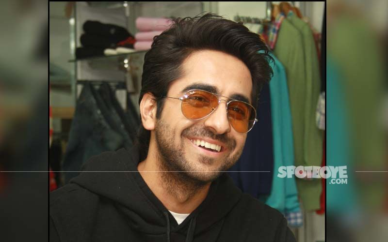 Ayushmann Khurrana Gives A Glimpse Of His Pandemic Survivor's Kit Which Includes Mask, Sanitizer, Guitar And More; It's Totally Relatable