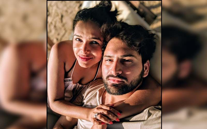 Siddharth Chandekar And Mitali Mayekar Celebrate Four Years Of Their Relationship