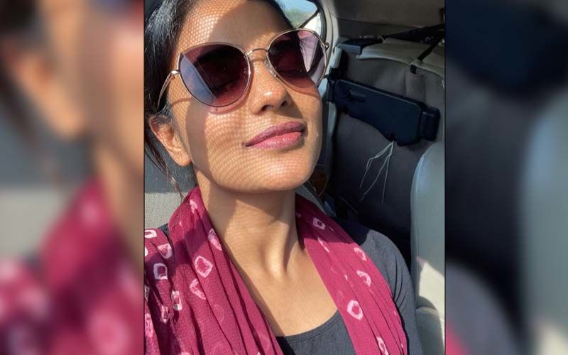 Aishwarya Rajesh Takes Her First Jab Of Covid Vaccine, Coaxes Fans To Get Vaccinated