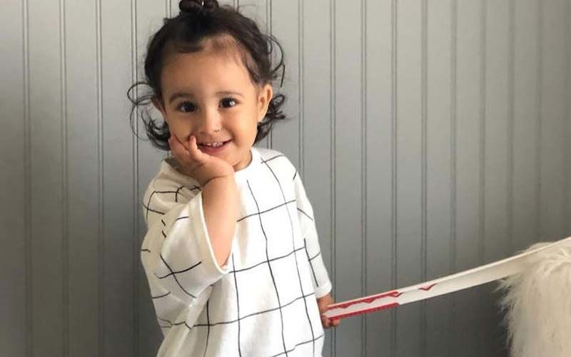 Gurbaaz Grewal Is Back With A Bundle Of Cuteness; Papa Gippy Shares An Adorable Video In Insta
