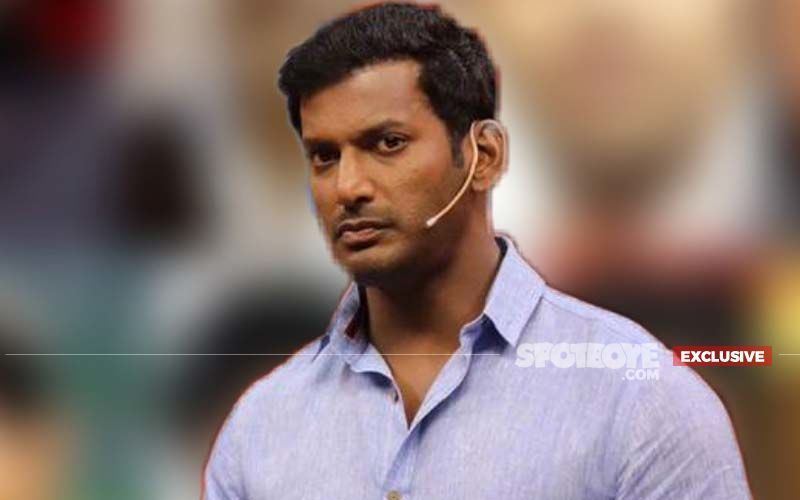 """Tamil Star Vishal Krishna Gets Injured Again during The Shoot Of His film Enemy: Actor Says He Had A """"Lucky Escape"""" - EXCLUSIVE"""
