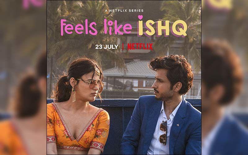 Feels Like Ishq: Radhika Madan Rohit Saraf Amol Parashar Upcoming Anthology To Release On Netflix In July