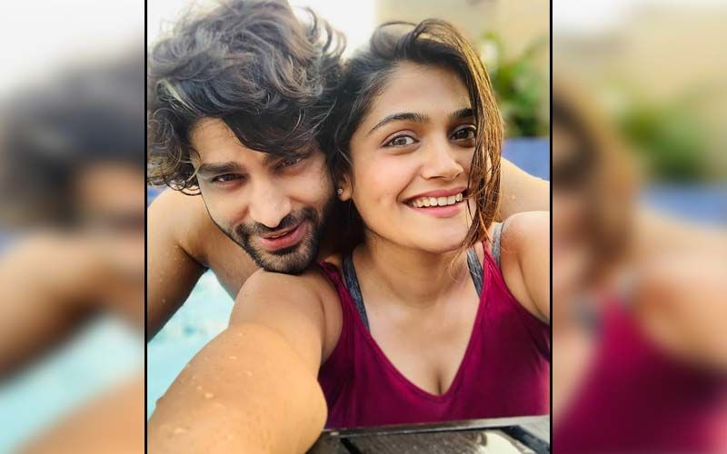 Rishi Saxena And Isha Keskar Are Couple Goals Personified; WATCH Video