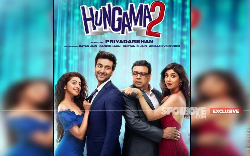 Priyadarshan's Hungama 2 Starring Shilpa Shetty And Paresh Rawal Sold To Disney+ Hotstar At A Mere 30 Crores - EXCLUSIVE