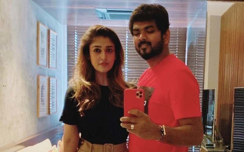 Nayanthara And Vignesh Shivan Chemistry Unmatched In Kollywood, Selfie Goes VIRAL