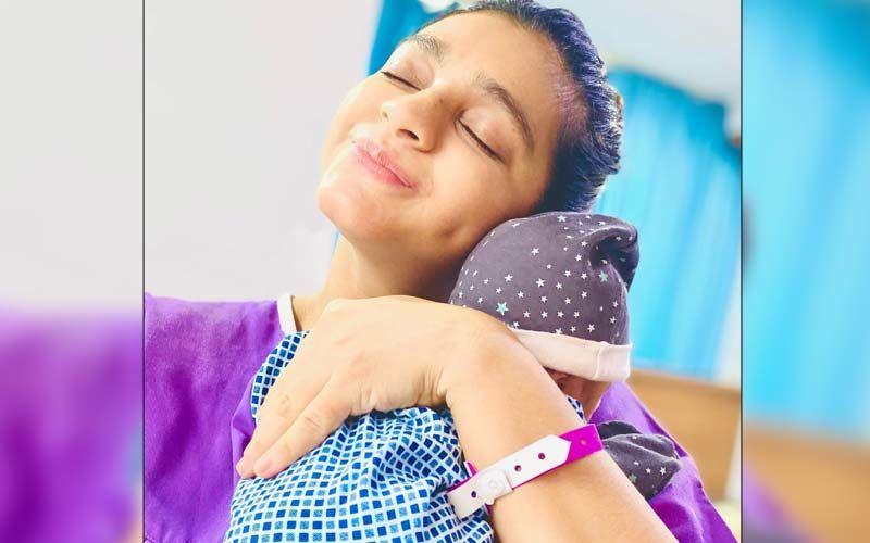 Sasural Simar Ka Actress Jyotsna Chandola Blessed With Baby Boy; Shares His First Glimpse And Name