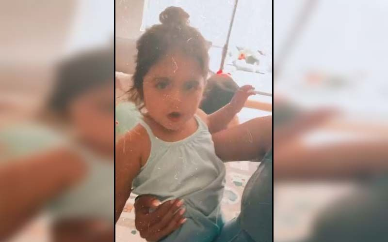 Neeru Bajwa's Adorable Daughter Akira Proves She Is A Star In The Making; Check Out Her Sweet Video