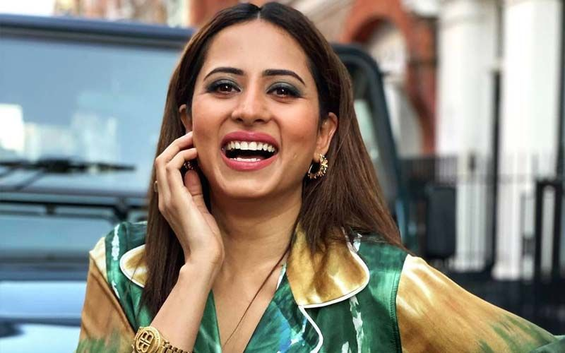 Sargun Mehta Sets The Gram Ablaze With Her Jaw-Dropping Pictures And Videos; Shares A Reel On Insta