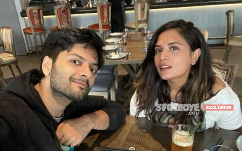 Richa Chadha: 'Ali Has Become A Great Parent To My Cats'-EXCLUSIVE