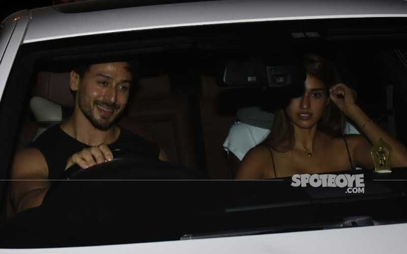 FIR Registered Against Tiger Shroff And Disha Patani For Flouting Pandemic Norms; Mumbai Police Take Strict Action-REPORT