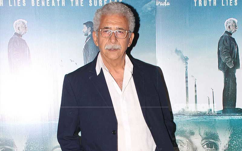Naseeruddin Shah Asked Not To Take Evening Walks By Mumbai Police; Officials Instruct Actor To Avoid Stepping Out Amid Lockdown