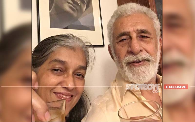 Naseeruddin Shah Hospitalised: Wife Ratna Pathak Shah Says, 'It's A Small Pneumonia Patch, He Will Be Out Soon'- EXCLUSIVE
