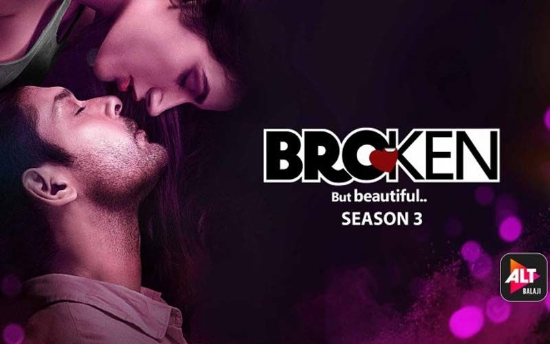 Broken But Beautiful 3: ALTBalaji's romance drama becomes one of the highest-rated web series on IMDb!