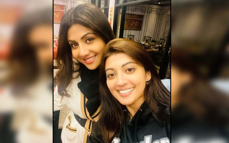 Hungama 2 Actress Pranitha Subhash On Co-Star Shilpa Shetty Kundra: 'You'd Wonder In The Film Who's Younger'-EXCLUSIVE VIDEO