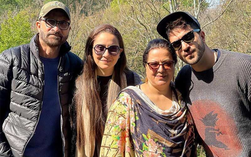 Aly Goni Drops A Family Photo And Wishes His Parents On Their 34th Wedding Anniversary; Bigg Boss 14's Jasmin Bhasin, Rubina Dilaik, And Eijaz Khan React