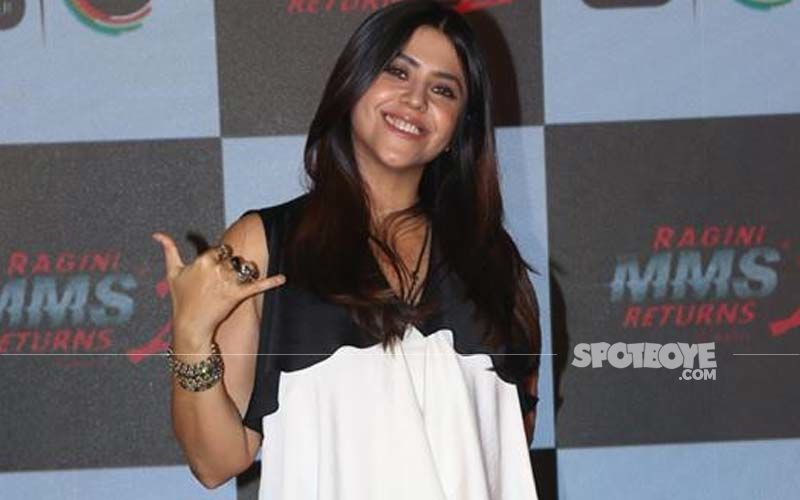 Happy Birthday Ekta Kapoor: Did You Know The Ace Producer Once Wanted To Be A Journalist?
