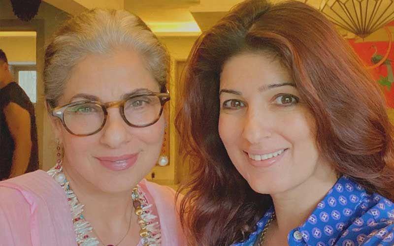Twinkle Khanna Pens A Heartfelt Wish For Mom Dimple Kapadia; Akshay Kumar Photobombs His Wife's Birthday Selfie