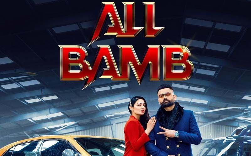 Catch Amrit Maan's Latest Song 'All Bamb' Featuring Neeru Bajwa Exclusive On 9X Tashan