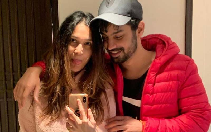 Mahat Raghavendra And Prachi Mishra Are Blessed With A Baby Boy