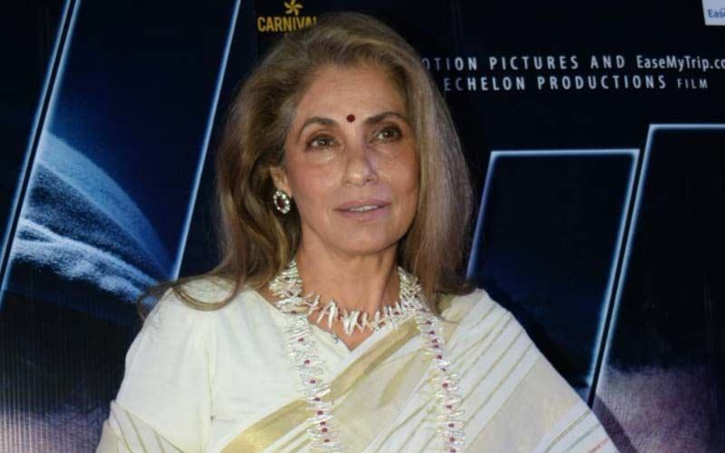 """Happy Birthday Dimple Kapadia: When The Veteran Actress Behind Movies Like Bobby And Rudaali Said ,""""I Got Married At 15, And Was A Mother Of Two At 18, So What?"""""""