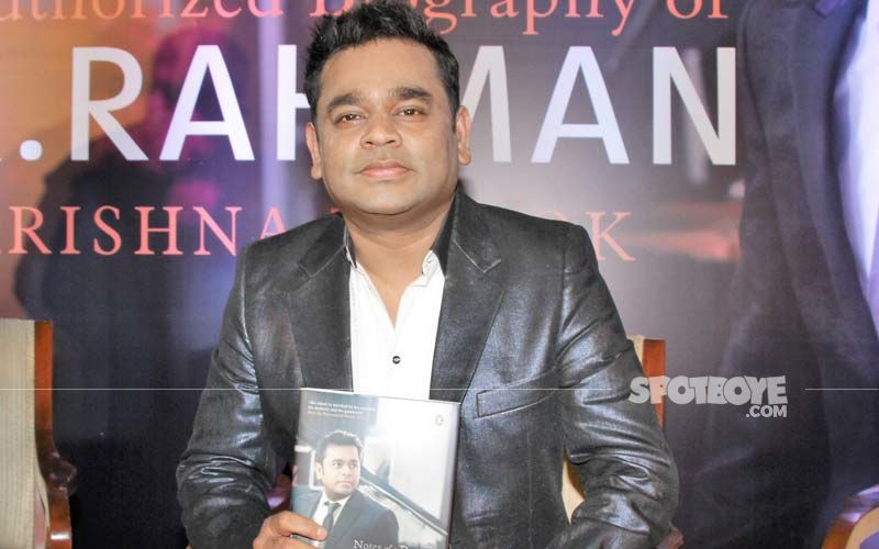 AR Rahman Gets His First Dose Of COVID-19 Vaccine